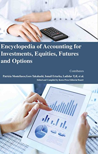 9781781638682: Encyclopaedia of Accounting for Investments, Equities, Futures and Options (4 Volumes)