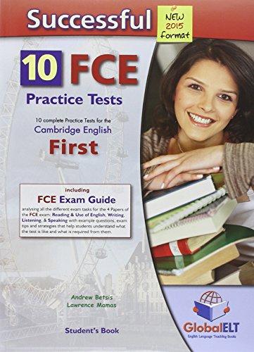 9781781641583: FCE.(STUDENTS) SUCCESSFUL (10 PRACTICE TEST)
