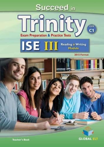 9781781642245: Succeed in Trinity-ISE III - CEFR C1 - Global ELT