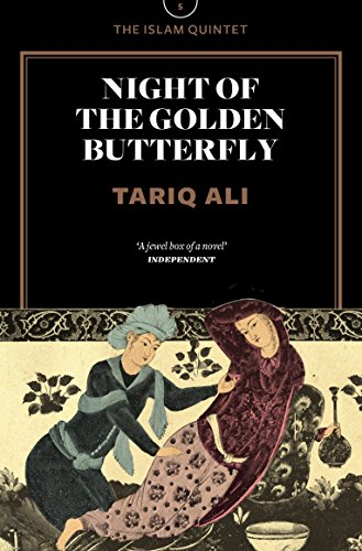 9781781680063: Night of the Golden Butterfly: A Novel (The Islam Quintet)