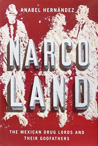Narcoland: Anabel Hernandez (author),