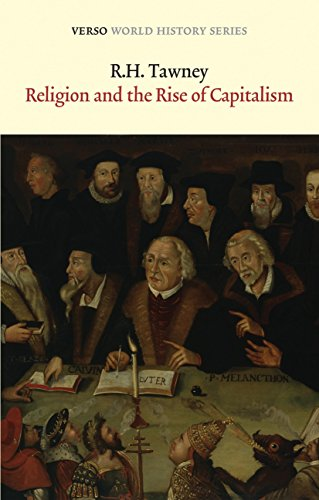 9781781681107: Religion and the Rise of Capitalism (Verso World History Series)