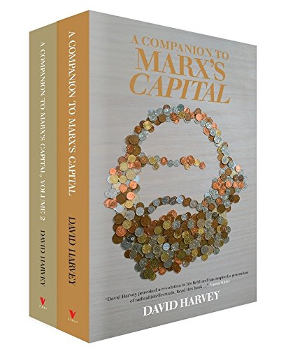 A Companion to Marx's Capital, Vols. 1 & 2 Shrinkwrapped: David Harvey