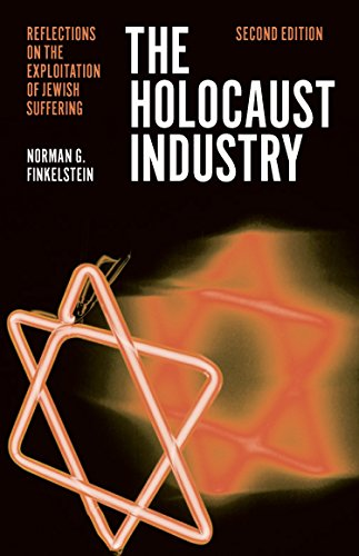 9781781685617: The Holocaust Industry: Reflections on the Exploitation of Jewish Suffering