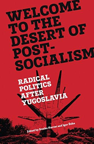 Welcome to the Desert of Post-Socialism: Srecko Horvat