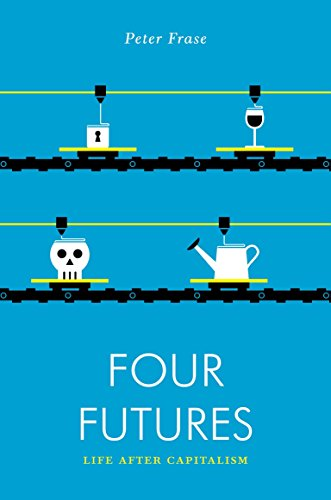 9781781688137: Four Futures (Jacobin Series)