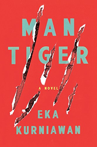 Man Tiger: A Novel (PRISTINE, BRAND NEW COPY)---SIGNED BY AUTHOR--VERY SCARCE AS SIGNED FIRST ED....
