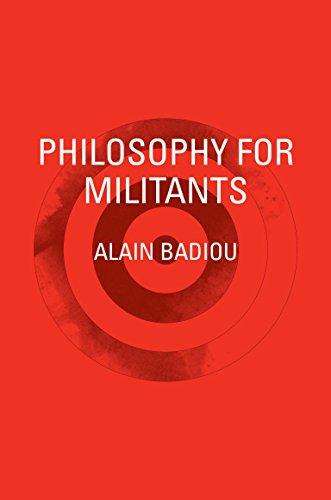 9781781688694: Philosophy for Militants (Pocket Communism)