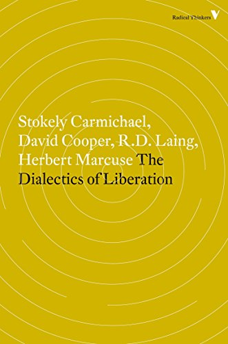 9781781688915: The Dialectics of Liberation (Radical Thinkers)