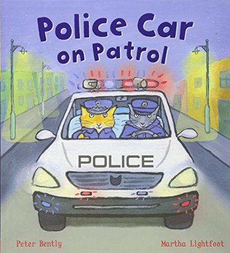 9781781710906: Police Car on Patrol: 4 (Busy Wheels)