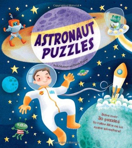 9781781711392: Astronaut Puzzles (Puzzle adventures): 1