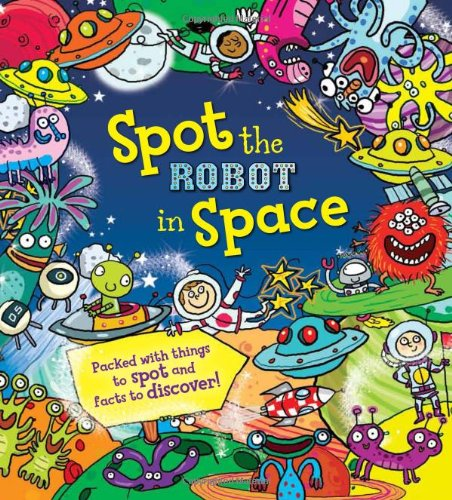 Spot the Robot in Space: Stella Maidment