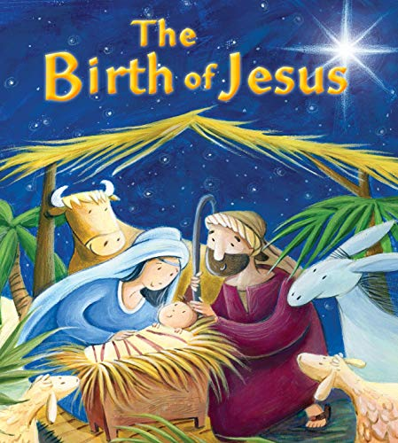 My First Bible Stories New Testament: The Birth of Jesus: Sully, Katherine