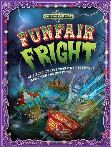 Science Quest: Fun Fair Fright: Green, Dan