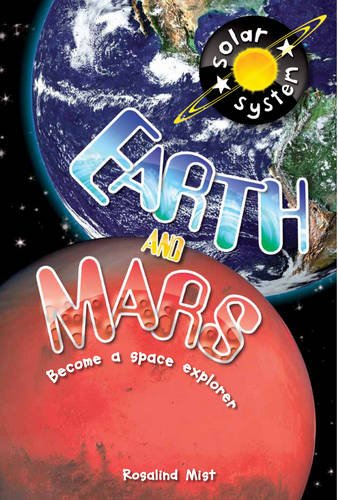 9781781712115: Up in Space: Earth and Mars (QED Reader)