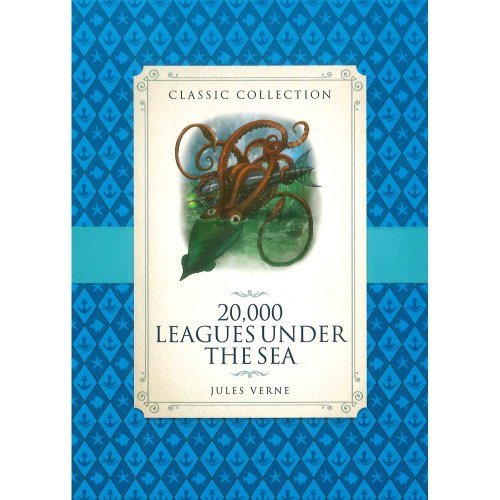 20,000 Leagues Under The Sea - Classic: Jules Verne