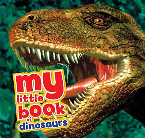 9781781715536: My Little Book of Dinosaurs