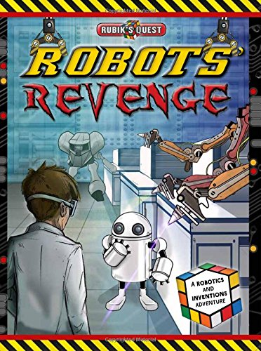 9781781715611: Rubik'S Quest: the Robot's Revenge