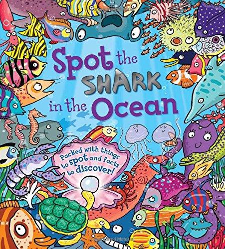 Spot the Shark in the Ocean (Hardcover)