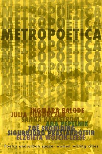 Metropoetica (Paperback): Zoe Skoulding