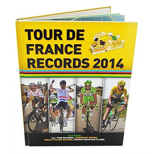 9781781770795: Tour De France Records 2014