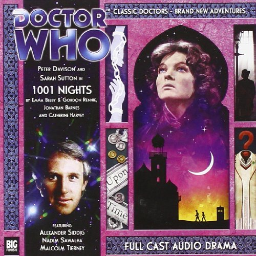 1001 Nights (Doctor Who): Emma Beeby
