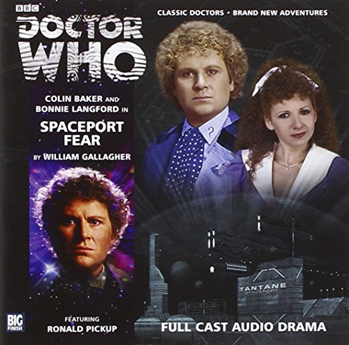 Spaceport Fear (Doctor Who): Gallagher, William