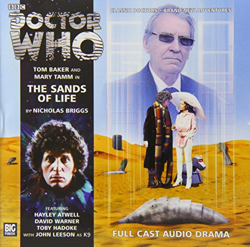 The Sands of Life (Doctor Who: The Fourth Doctor Adventures): Nicholas Briggs