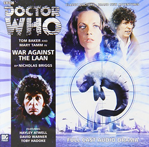9781781780565: Doctor Who: War Against the Laan (Doctor Who: The Fourth Doctor Adventures)