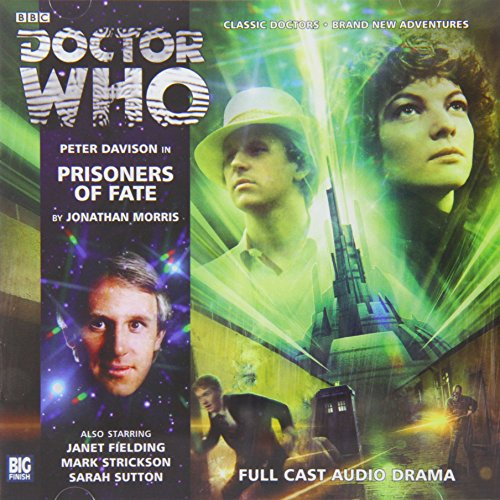 Prisoners of Fate (Doctor Who): Morris, Jonathan