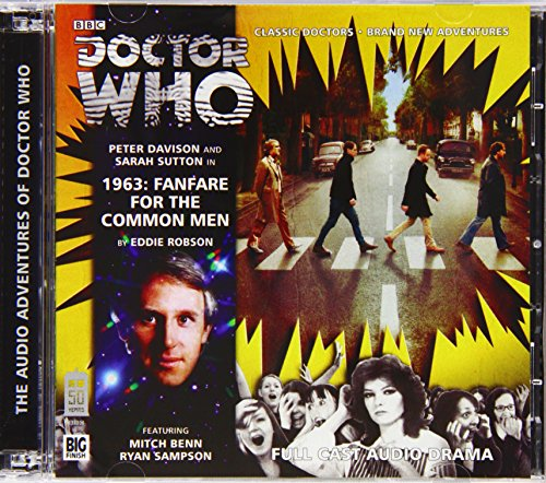 1963: Fanfare for the Common Men (Doctor Who): Eddie Robson