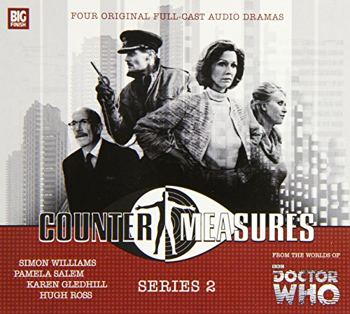 Counter-Measures: Matt Fitton; John Dorney; Cavan Scott; Mark Wright; James Goss