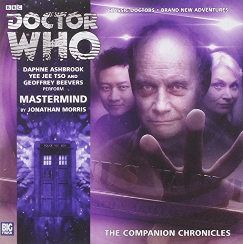 9781781780831: Mastermind (Doctor Who: The Companion Chronicles)
