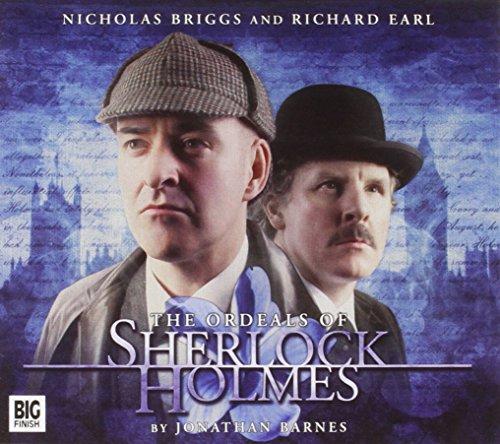 The Ordeals of Sherlock Holmes: Jonathan Barnes