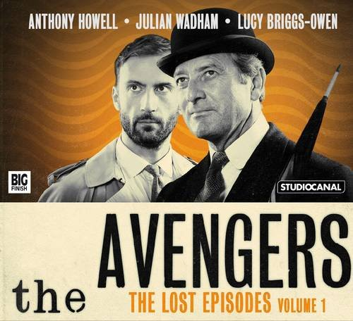 AVENGERS LOST EPISODES VOL 1 CD BOX SET: Dorney, John