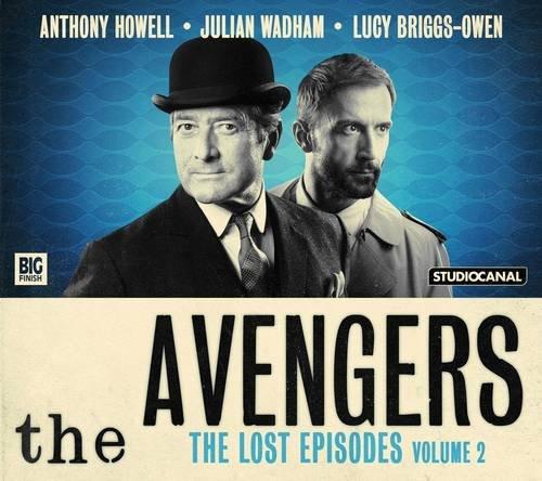 The Avengers - The Lost Episodes: Volume 2: John Dorney