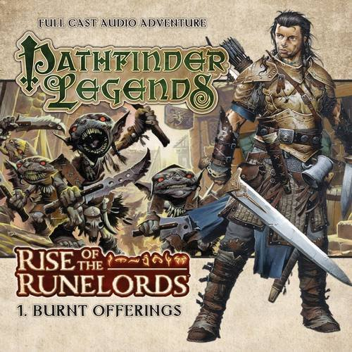 Rise of the Runelords: Burnt Offerings: Mark Wright, John