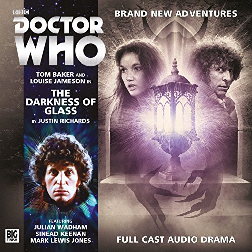 Doctor Who Darkness Of Glass: Richards, Justin