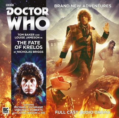 9781781783511: The Fate of Krelos (Doctor Who: The Fourth Doctor Adventures)
