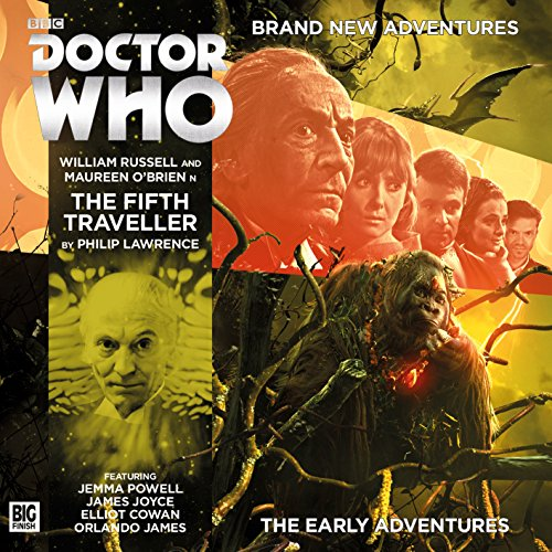 9781781783795: The Early Adventures: 3.2: The Fifth Traveller (Doctor Who - The Early Adventures)