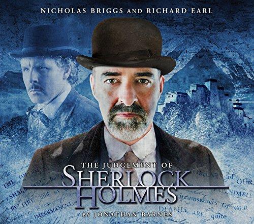 The Judgement of Sherlock Holmes: Barnes, Jonathan