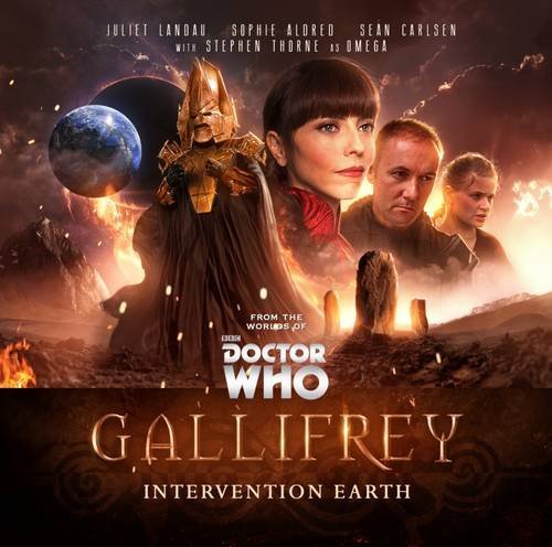 9781781784365: Gallifrey: Intervention Earth (Doctor Who)