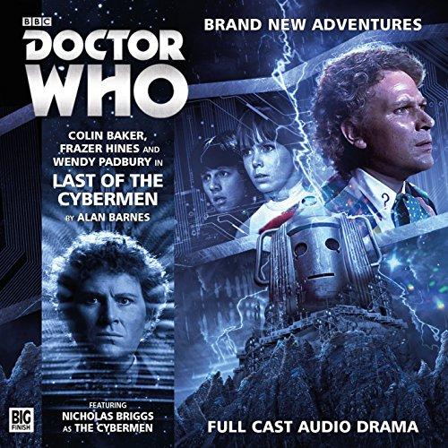 Last of the Cybermen (Doctor Who): Alan Barnes