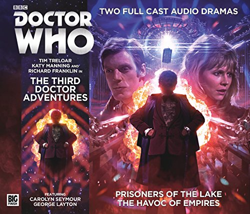 The Third Doctor Adventures: Volume 1 (Doctor Who): Richards, Justin, Lane, Andy