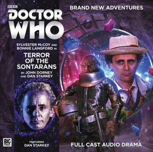 Terror Of The Sontarans: Dorney, John;starkey, Dan