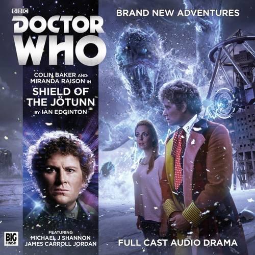 Shield of the Jotunn (Doctor Who Main Range): Ian Edginton