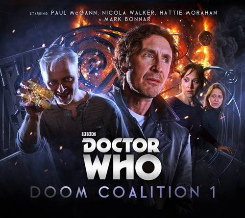 9781781786208: Doctor Who - Doom Coalition Series 1