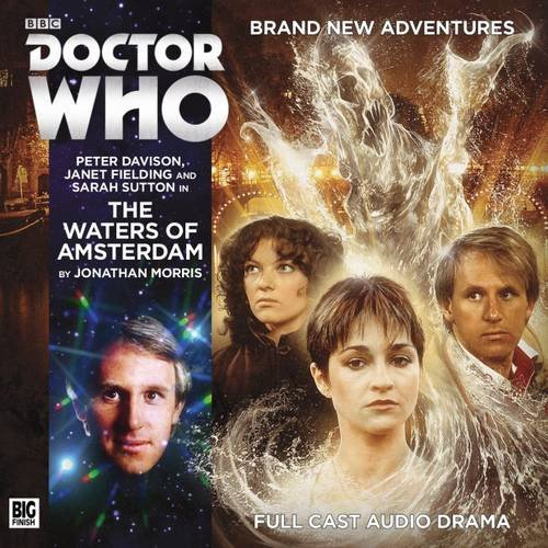 9781781788776: Doctor Who Main Range 208 - The Waters of Amsterdam