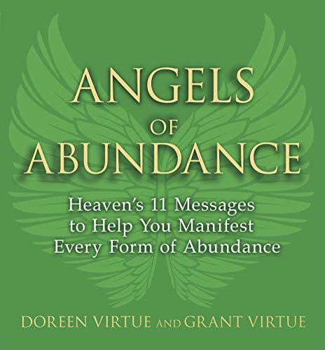 9781781803813: Angels of Abundance: Heaven's 11 Messages to Help You Manifest Every Form of Abundance