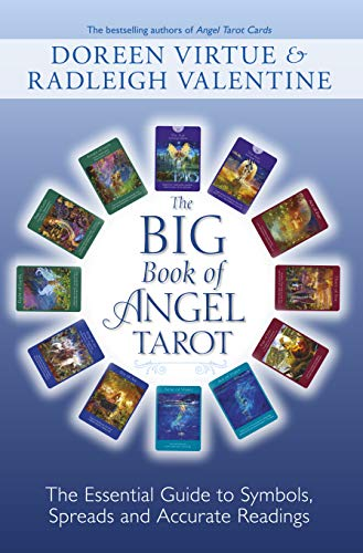 9781781803820: Big Book of Angel Tarot: The Essential Guide to Symbols, Spreads and Accurate Readings